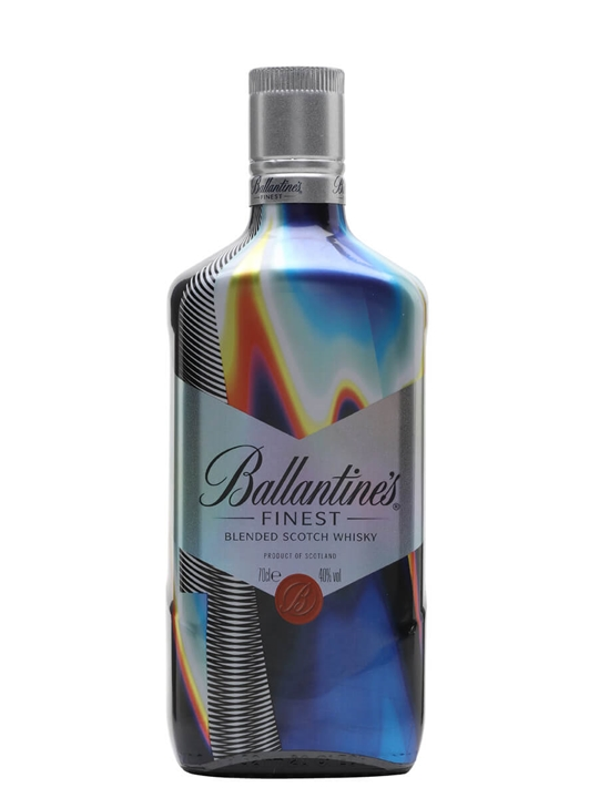 Ballantines Finest / Felipe Pantone Limited Edition Blended Whisky