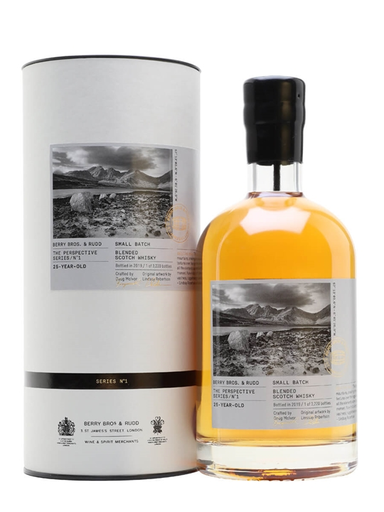 The Perspective Series 25 Year Old / Berry Bros & Rudd Blended Whisky