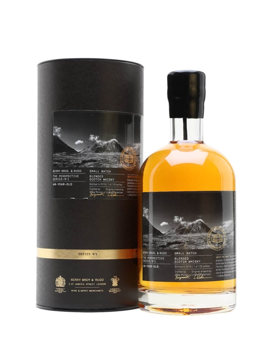 The Perspective Series 40 Year Old / Berry Bros & Rudd Blended Whisky