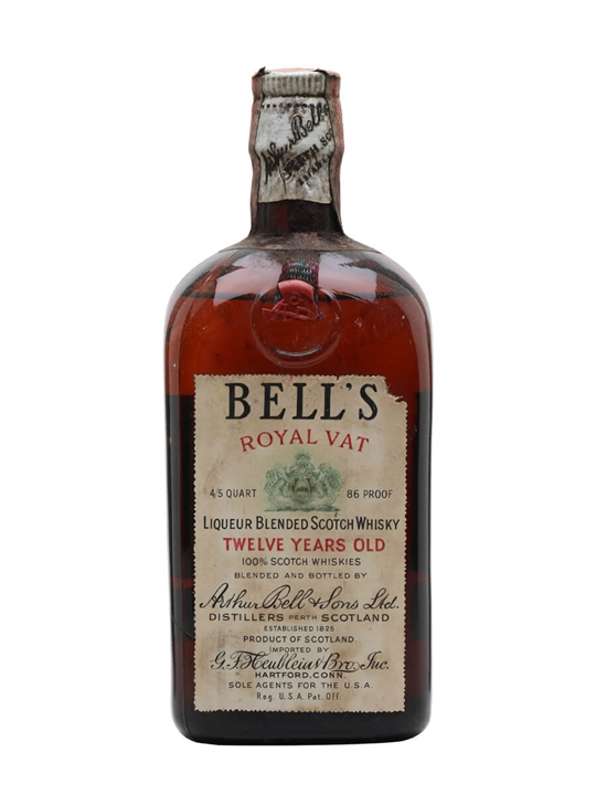Bell's Royal Vat 12 Year Old / Bot.1940s Blended Scotch Whisky