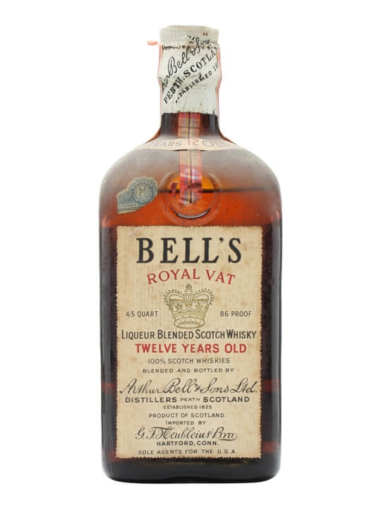 Bell's Royal Vat 12 Year Old / Bot.1930s Blended Scotch Whisky