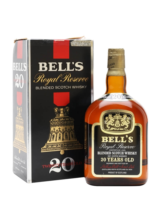 Bell's Royal Reserve 20 Year Old / Bot.1970s Blended Scotch Whisky
