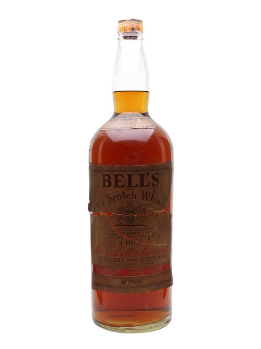 Bell's Extra Special / One Gallon / Bot.1960s Blended Scotch Whisky