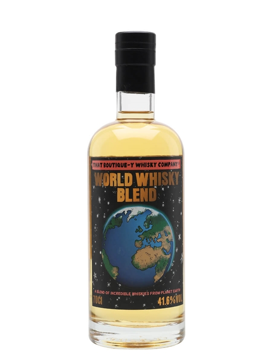 World Whisky Blend / That Boutique-y Whisky Company