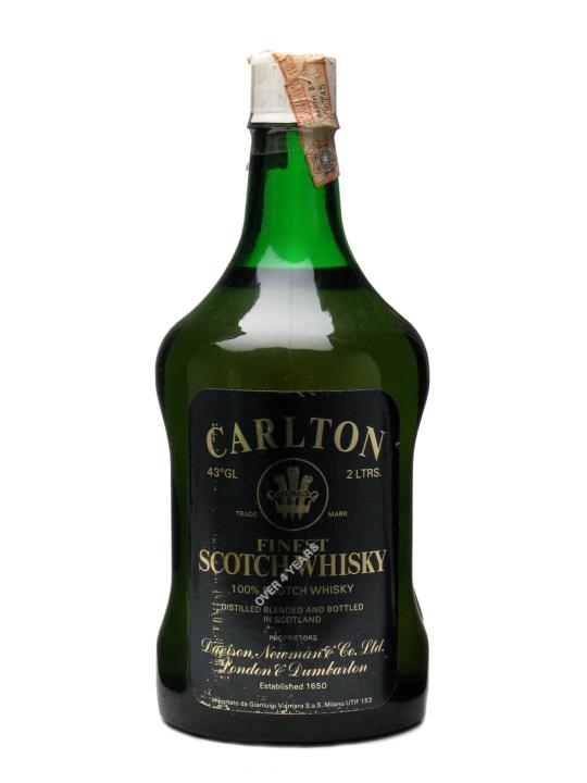 Carlton 4 Year Old / Bot.1980s / Large Bottle Blended Scotch Whisky