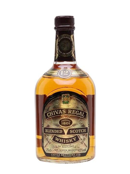 Chivas Regal 12 Year Old / Bot.1970s Blended Scotch Whisky