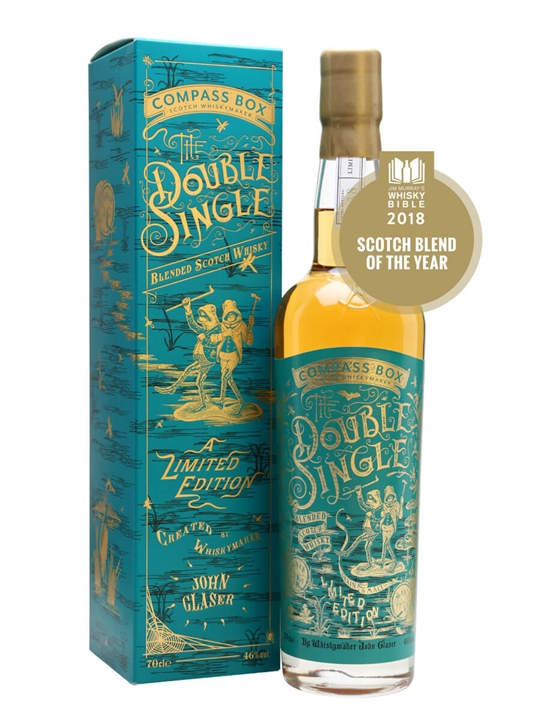 Compass Box Double Single / 2017 Release Blended Scotch Whisky