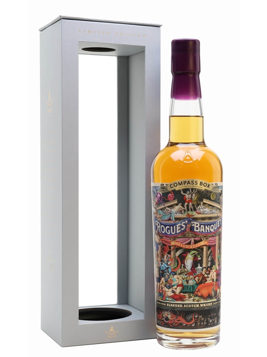 Compass Box Rogues' Banquet Blended Scotch Whisky