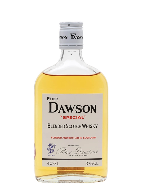 Peter Dawson Special / Bot.1980s / Half Bottle Blended Scotch Whisky
