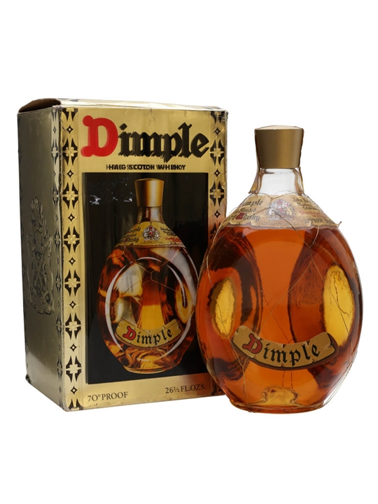 Dimple Haig / Bot.1970s Blended Scotch Whisky