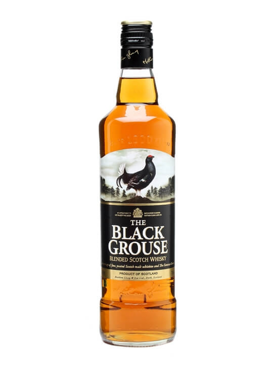 Black Grouse Blended Scotch Whisky