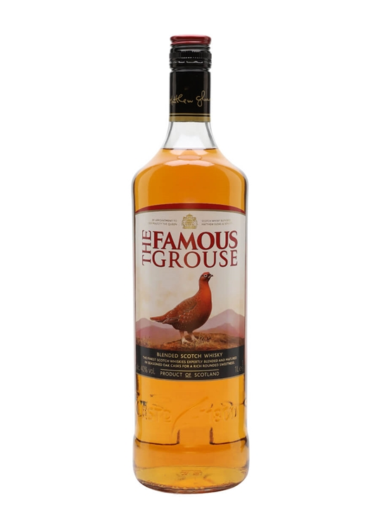 Famous Grouse / Litre Blended Scotch Whisky