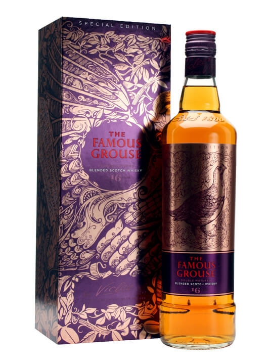 Famous Grouse 16 Year Old Blended Scotch Whisky