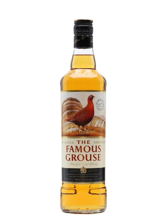 Famous Grouse Married Strength Blended Scotch Whisky