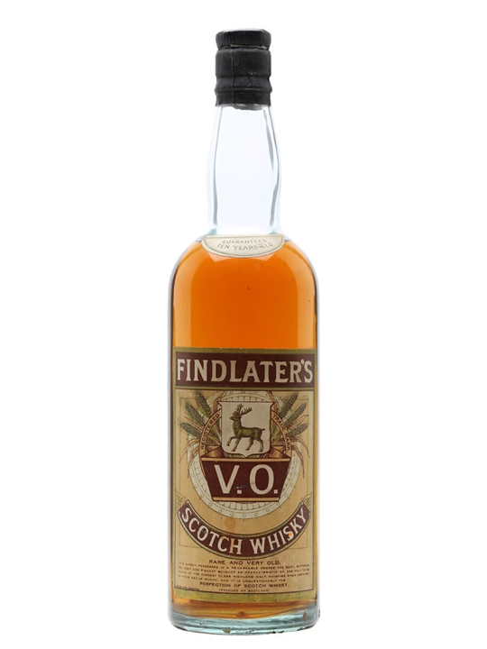 Findlater's  V.O. / 10 Years Old / Bot.1940s Blended Scotch Whisky