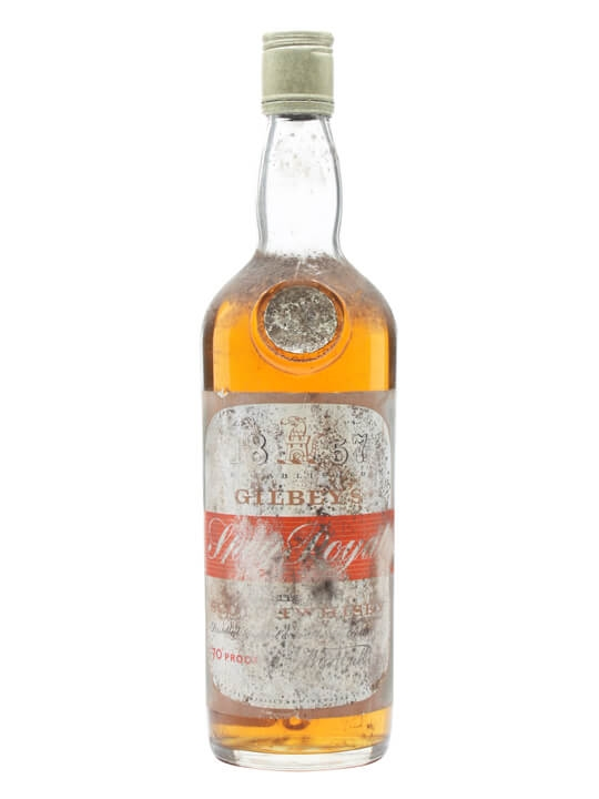 Gilbey's Spey Royal / Tall / Bot.1970s Blended Scotch Whisky