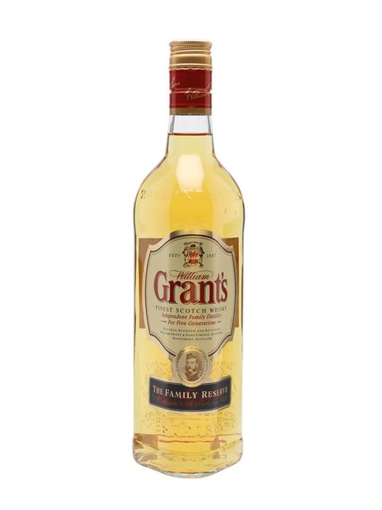 Grant's Family Reserve / Old Presentation Blended Scotch Whisky