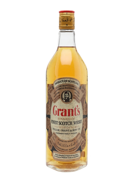 Grant's Standfast / Bot.1980s Blended Scotch Whisky