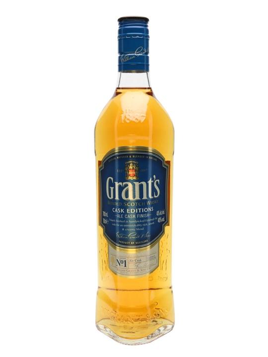 Grant's Ale Cask Finish Blended Scotch Whisky