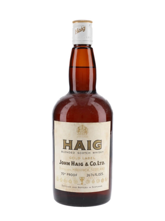 Haig Gold Label / Bot.1970s Blended Scotch Whisky