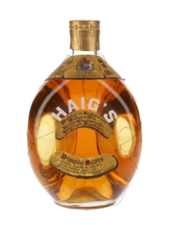 Haig's Dimple / Bot.1950s / Spring Cap Blended Scotch Whisky