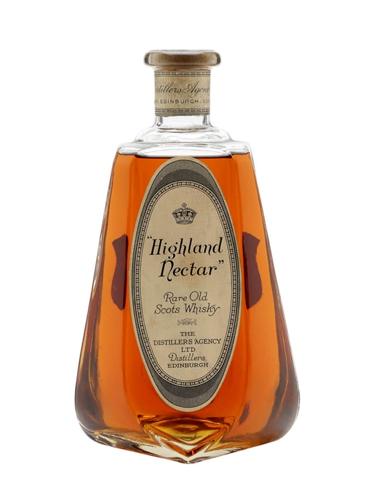 Highland Nectar / Bot.1960s Blended Scotch Whisky