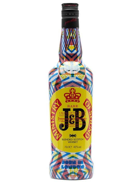 J&B Rare Ministry of Sound Blended Scotch Whisky