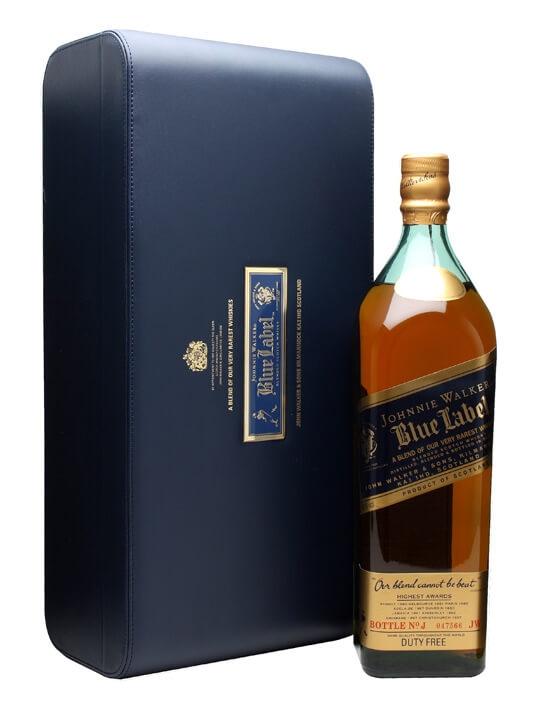 Johnnie Walker Blue Label  US Magnum Blended Scotch Whisky