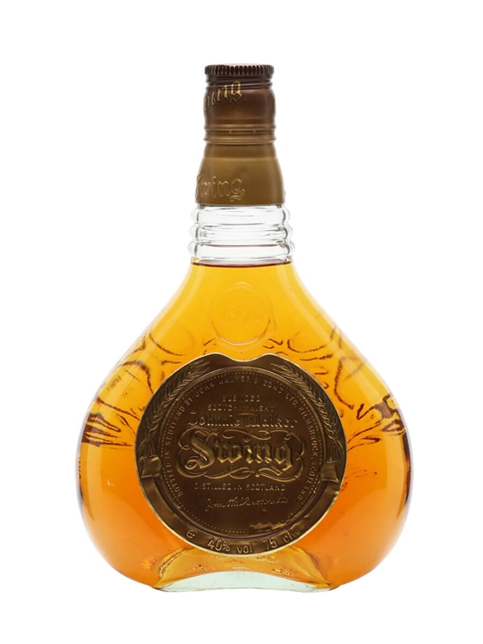 Johnnie Walker Swing / Bot.1980s Blended Scotch Whisky