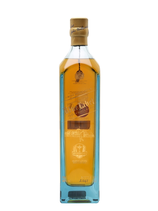 Johnnie Walker Blue Label / Ryder Cup 2014 Blended Scotch Whisky