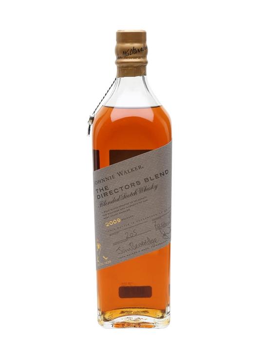 Johnnie Walker Directors Blend 2009 Blended Scotch Whisky
