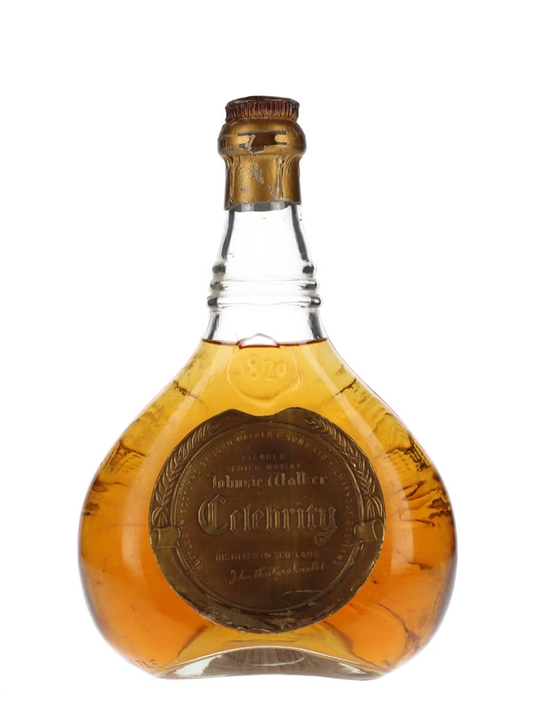 Johnnie Walker Celebrity / Bot.1970s Blended Scotch Whisky