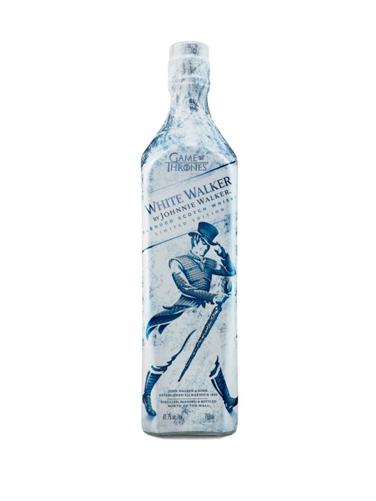 Johnnie Walker White Walker / Game of Thrones Whisky Blended Whisky