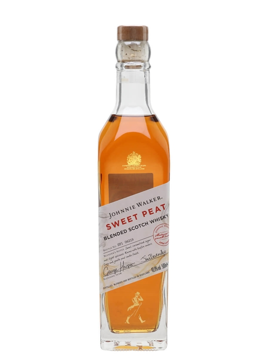 Johnnie Walker Sweet Peat Blended Scotch Whisky