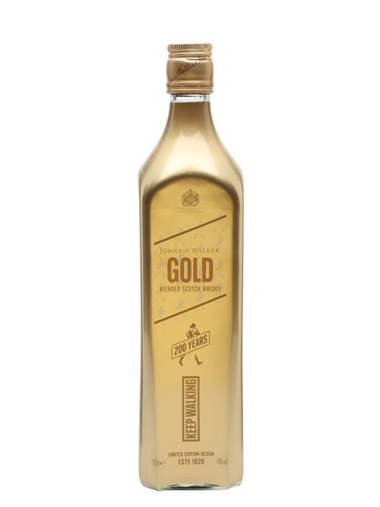 Johnnie Walker Gold Label Reserve / 200th Anniversary Blended Whisky