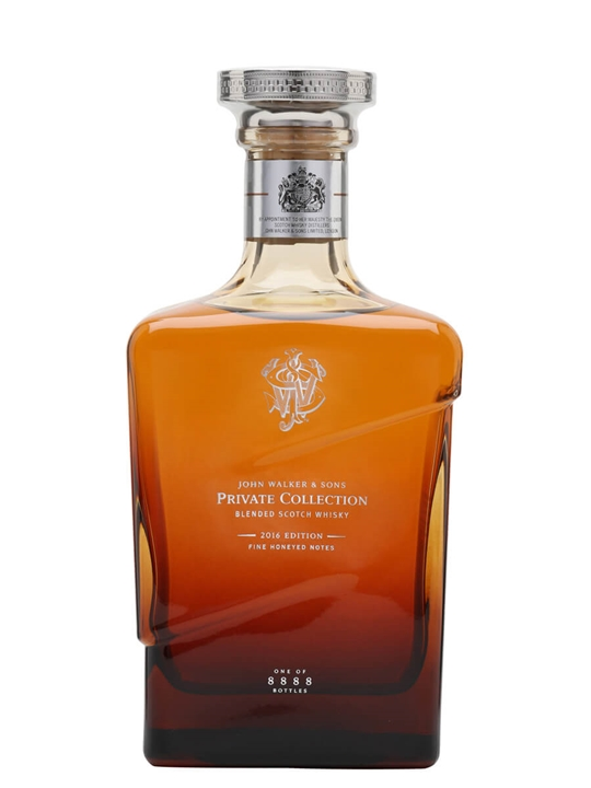 John Walker Private Collection / 2016 Edition Blended Scotch Whisky
