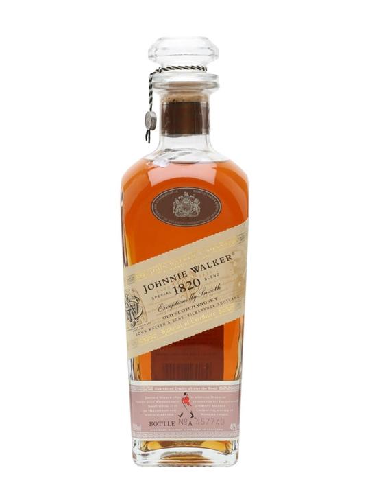 Johnnie Walker 1820 Blended Scotch Whisky