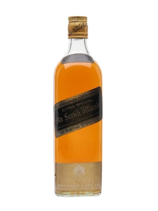 Johnnie Walker Black Label / Bot.1980s Blended Scotch Whisky