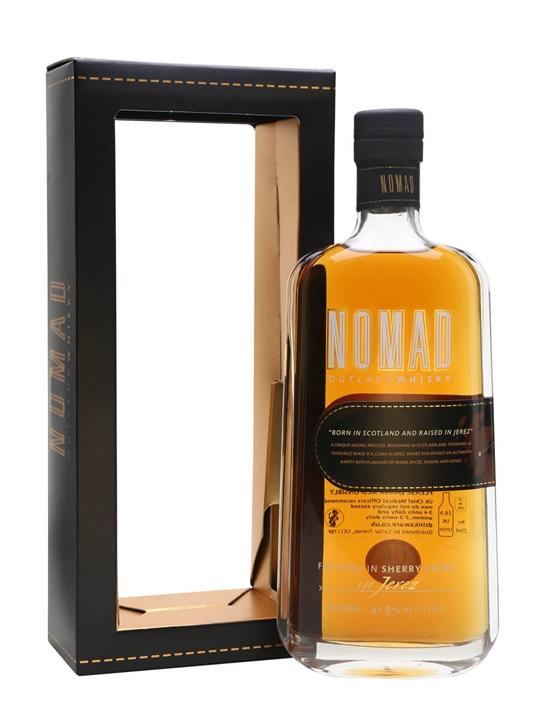 Nomad Outland Whisky Blended Whisky