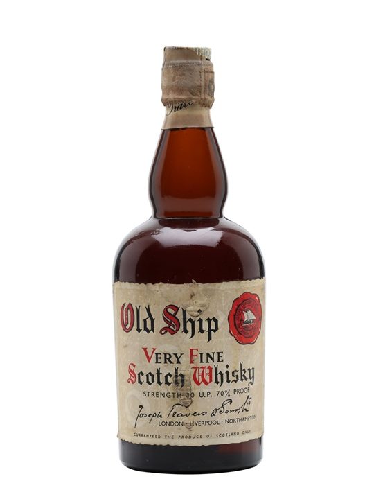 Old Ship / Bot.1930s Blended Scotch Whisky