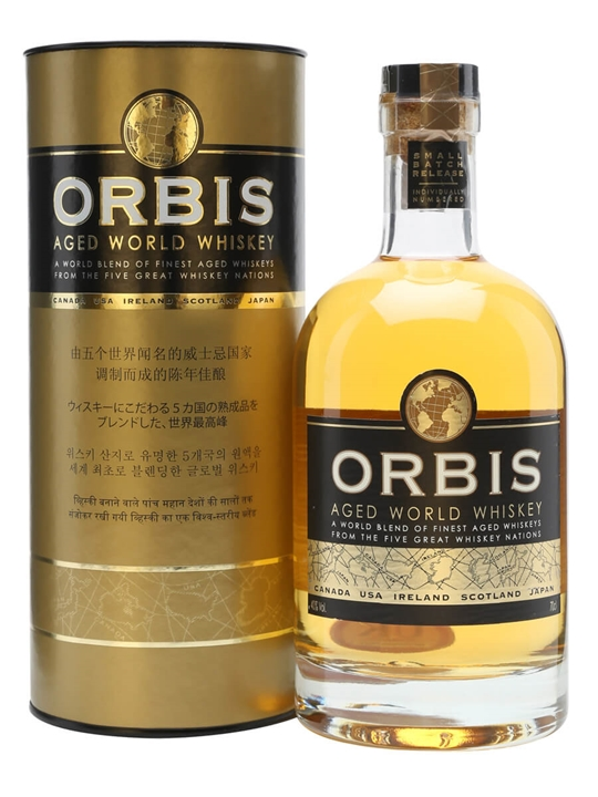 Orbis Aged World Whiskey World Blended Whisky