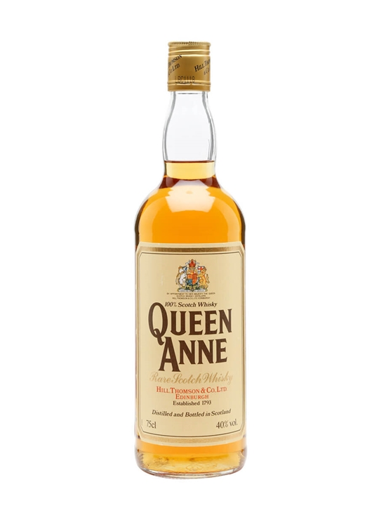 Queen Anne / Bot.1980s Blended Scotch Whisky