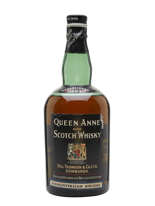 Queen Anne / Bot.1950s Blended Scotch Whisky