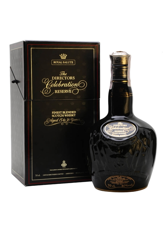 Royal Salute / Directors Celebration Reserve Blended Scotch Whisky