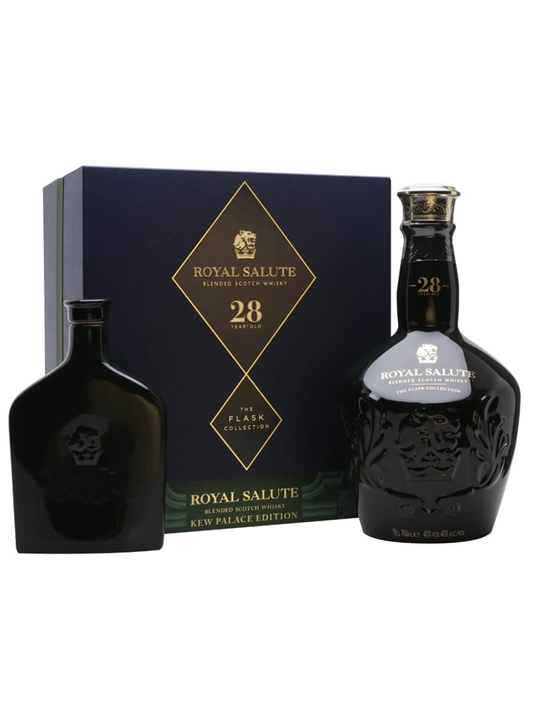 Royal Salute 28 Year Old / Kew Palace Edition Blended Scotch Whisky