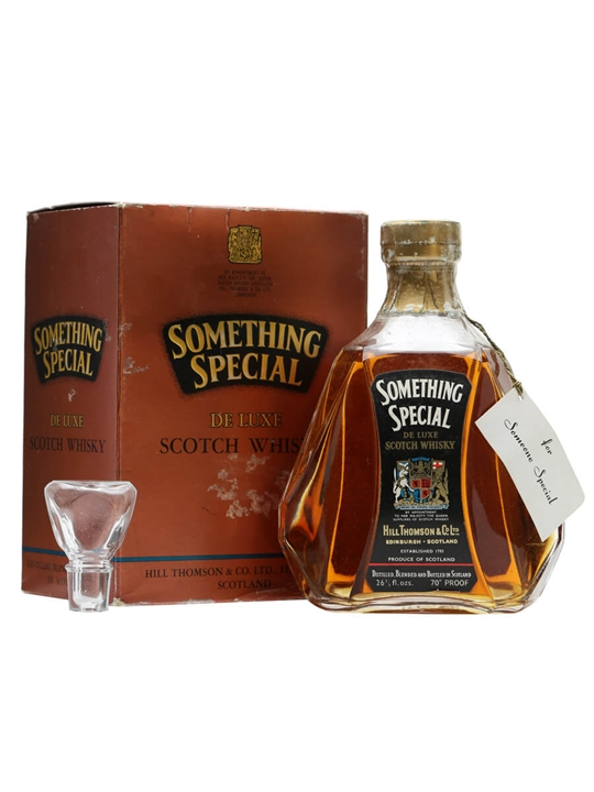 Something Special / Bot.1970s Blended Scotch Whisky