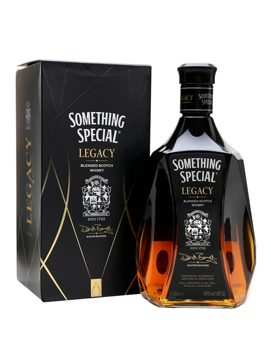 Something Special Legacy / Litre Blended Scotch Whisky