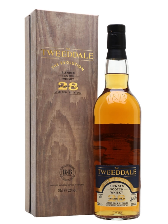 Tweeddale 28 Year Old Evolution Blend Blended Scotch Whisky