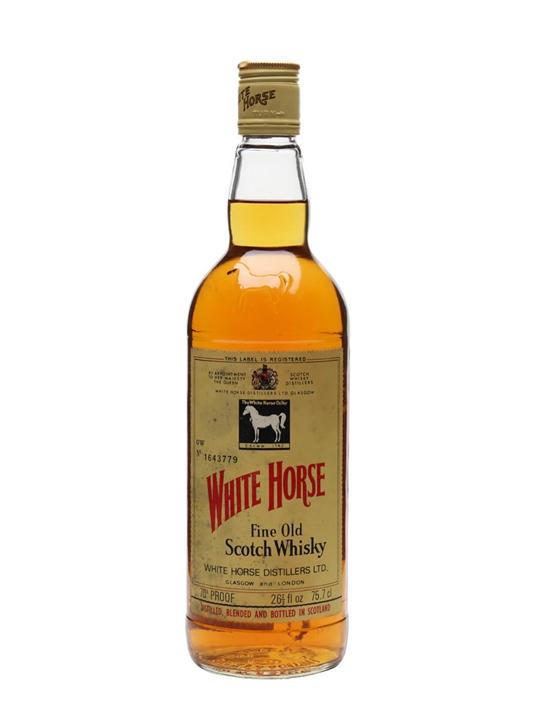 White Horse / Bot.1970s Blended Scotch Whisky
