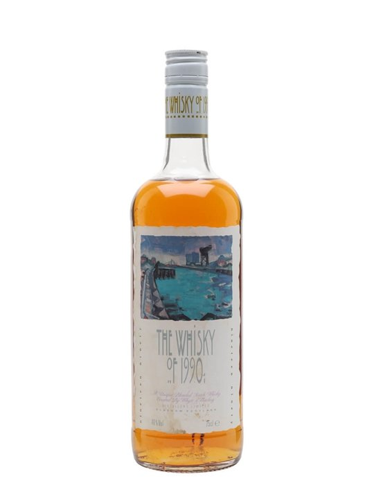 Whyte & Mackay / The Whisky of 1990 Blended Scotch Whisky